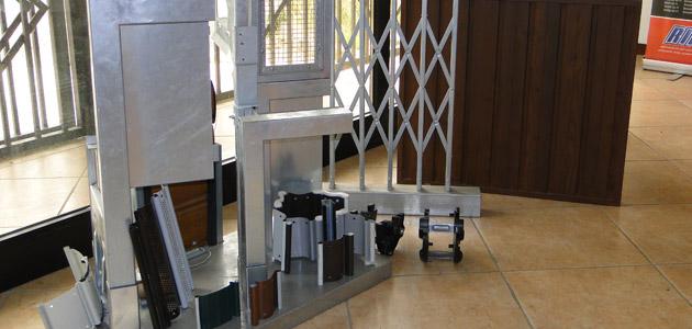 Reception Azienda Serrande