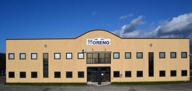 Vista Opificio Serrande Moreno